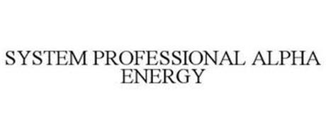 SYSTEM PROFESSIONAL ALPHA ENERGY