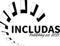 INCLUDAS PUBLISHING EST. 2015