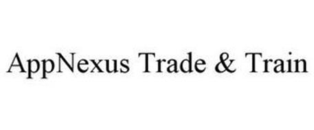 APPNEXUS TRADE & TRAIN