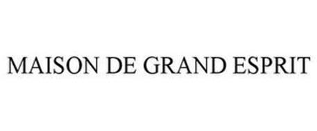 MAISON DE GRAND ESPRIT