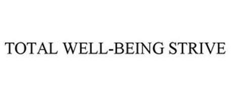 TOTAL WELL-BEING STRIVE