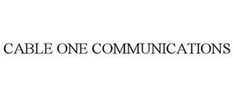 CABLE ONE COMMUNICATIONS