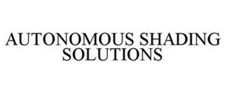 AUTONOMOUS SHADING SOLUTIONS
