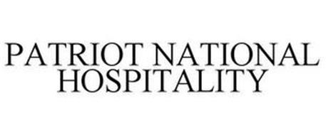 PATRIOT NATIONAL HOSPITALITY
