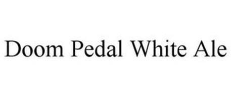DOOM PEDAL WHITE ALE