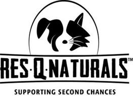 RES Q NATURALS SUPPORTING SECOND CHANCES