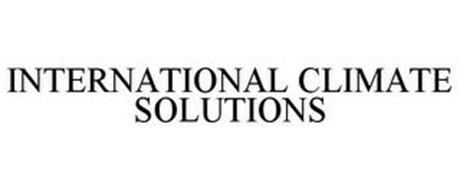 INTERNATIONAL CLIMATE SOLUTIONS
