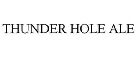 THUNDER HOLE ALE