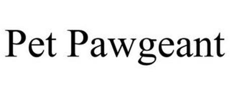 PET PAWGEANT