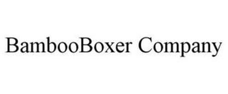 BAMBOOBOXER COMPANY