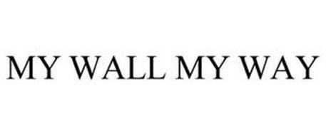 MY WALL MY WAY