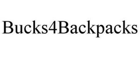 BUCKS4BACKPACKS