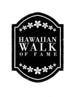 HAWAIIAN WALK OF FAME
