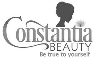 CONSTANTIA BEAUTY BE TRUE TO YOURSELF