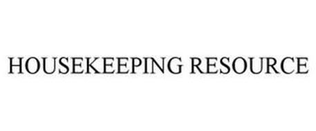 HOUSEKEEPING RESOURCE
