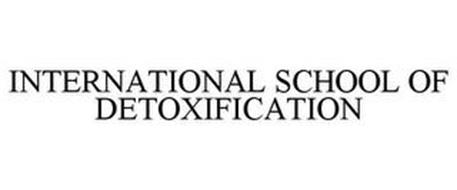 INTERNATIONAL SCHOOL OF DETOXIFICATION