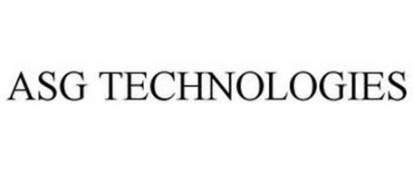 ASG TECHNOLOGIES