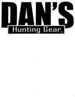 DAN'S HUNTING GEAR LLC