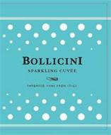 BOLLICINI SPARKLING CUVÉE IMPORTED WINEFROM ITALY