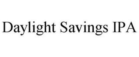 DAYLIGHT SAVINGS IPA