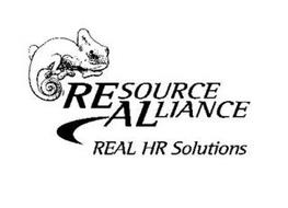 RESOURCE ALLIANCE REAL HR SOLUTIONS