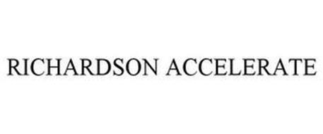 RICHARDSON ACCELERATE