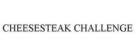CHEESESTEAK CHALLENGE
