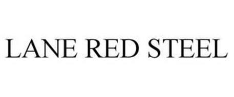 LANE RED STEEL