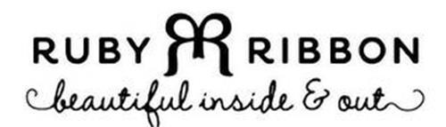 RUBY RIBBON BEAUTIFUL INSIDE & OUT