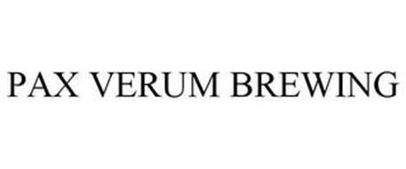 PAX VERUM BREWING COMPANY