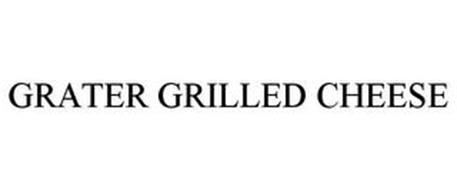 GRATER GRILLED CHEESE