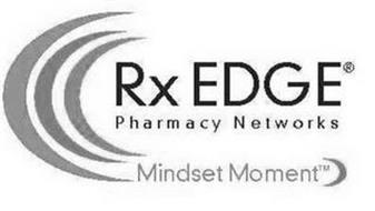 RXEDGE PHARMACY NETWORKS MINDSET MOMENT