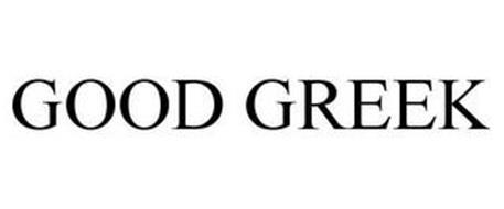 GOOD GREEK
