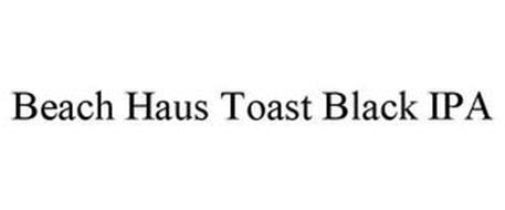 BEACH HAUS TOAST BLACK IPA