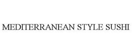 MEDITERRANEAN STYLE SUSHI