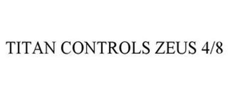 TITAN CONTROLS ZEUS 4/8