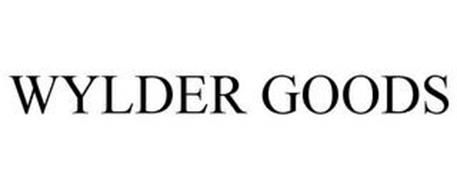 WYLDER GOODS