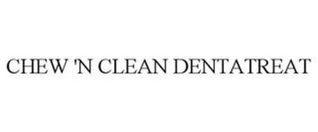 CHEW 'N CLEAN DENTATREAT