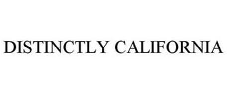 DISTINCTLY CALIFORNIA