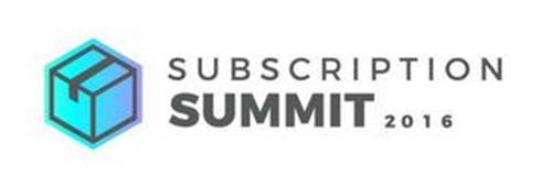 SUBSCRIPTION SUMMIT 2016