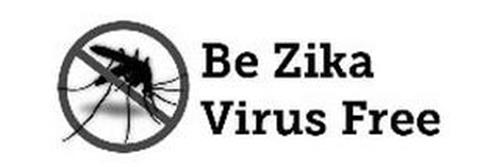 BE ZIKA VIRUS FREE