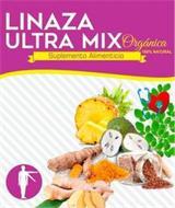 LINAZA ULTRA MIX ORGÁNICA SUPLEMENTO ALEMENTICIO 100% NATURAL