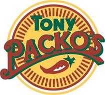 TONY PACKO'S