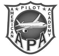 AMERICAN PILOT ACADEMY APA