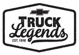 TRUCK LEGENDS EST. 1918