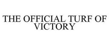 THE OFFICIAL TURF OF VICTORY