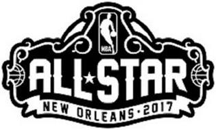 NBA ALL-STAR NEW ORLEANS 2017