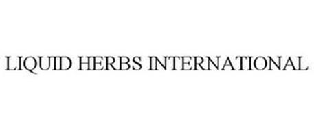 LIQUID HERBS INTERNATIONAL