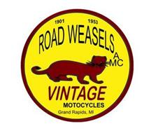 1901 1953 ROAD WEASELS AMC VINTAGE MOTOCYCLES GRAND RAPIDS, MI