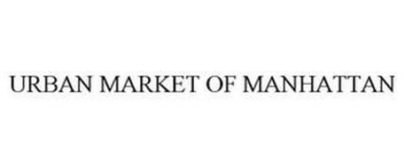 URBAN MARKET OF MANHATTAN